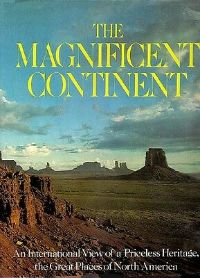 Magnificent Continent An International View Priceless Heritage Great Places 1975
