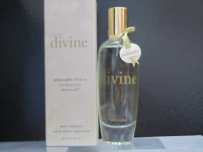 PHILOSOPHY FALLING IN Love 2oz Spray Fragrance Eau Toilette
