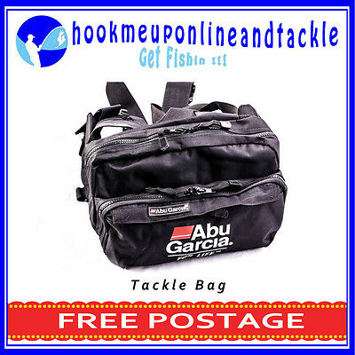 Abu Garcia Waist Tackle Bag With Shoulder Strap Fishing Tackle Accessories