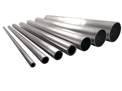 """Aluminium Round Tube 1"""" od 1 1/8"""" od various wall thicknesses and lengths"""