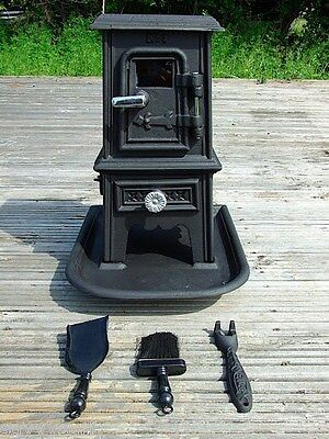 Pipsqueak Portable Wood Burning Stove Heater Bell Tent Stove Camping Boat Heater