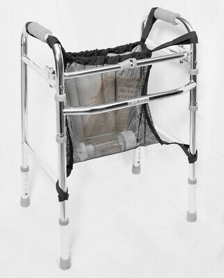 Net Bag For Wheelchair And Zimmer Walking Frame - Disability And Mobility Aids