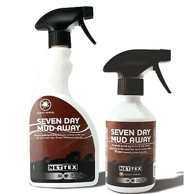 Net-Tex Seven Day Mud Away 250ML or 500ML -  Horse Mud Fever