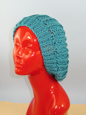 Knitting Instructions- Chunky Fishermans Rib Super Slouch Hat Knitting Pattern