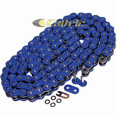 O-Ring Drive Chain Fits Suzuki Gsxr750 Gsx-R750 2006 2007 2008 2009 2010 Blue