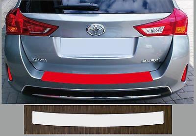 Clear Protective Foil Bumper Transparent Toyota Auris Touring Sports since 2013