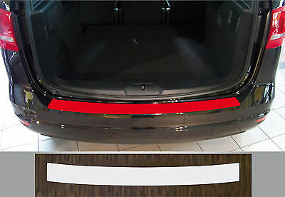 Bumper Protection Paint Protection Foil transparent VW Sharan Year from 2010
