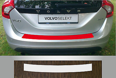 Bumper Protection Paint Protection Foil transparent Volvo V60, Year ab 2010