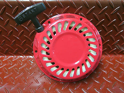 Recoil pull starter  suit honda & chinese copy stationary engine 5.5hp 6.5hp