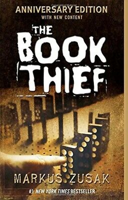 The Book Thief by Markus Zusak, 2007 Paperback, New, Free Shipping