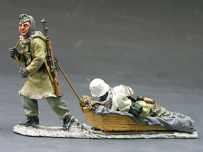 King and (&) Country WS084 - Winter Sledge - Retired