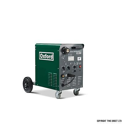 Oxford Single Phase Compact MIG Welder Migmaker 200-1