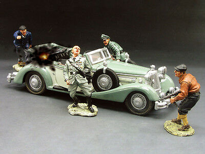 King and (&) Country WS104(SL) - The Assassination of Heydrich - Retired