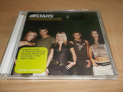 "ALLSTARS "" THINGS THAT GO BUMP IN THE NIGHT ""  CD SINGLE - UK FREEPOST"