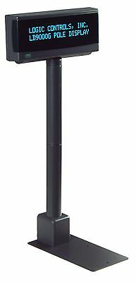 INTUIT QUICKBOOKS APPROVED BEMATECH LDX9000 POLE DISPLAY Dark Gray USB NEW