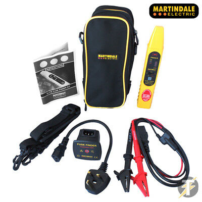 Martindale FD650 Elite Professional Fuse Finder Kit