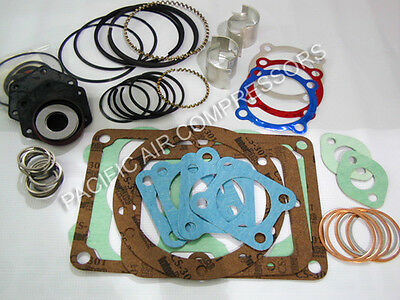 Quincy Model 216 Roc 1 To 3 Air Compressor Rebuild Tuneup Kit For Single Stage