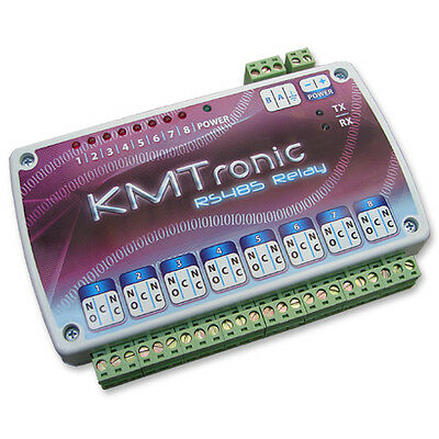 KMTronic USB > RS485 > 24 Channel Relay Board (controller)