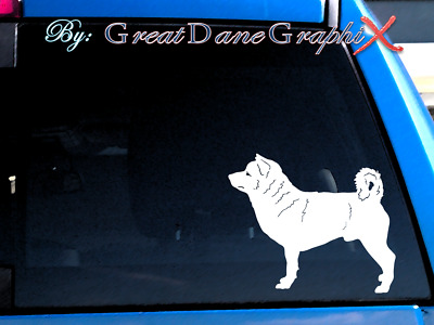 Shiba Inu Vinyl Decal Sticker / Color Choice - HIGH QUALITY