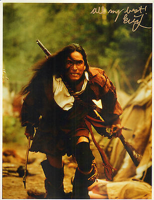 Eric Schweig Signed Last Of The Mohicans Photo Autograph Coa Daniel Day Lewis 24 99 Picclick Born on the 19th june, 1967, inuvik, canada filmography 1990 : eric schweig signed last of the