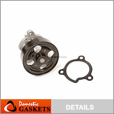 Fit 02-13 Nissan Rogue Altima Sentra 2.5L DOHC Water Pump QR25DE