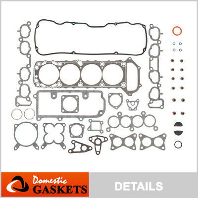 Fit 89-97 Nissan 240SX D21 Pickup 2.4L SOHC Head Gasket Set KA24E