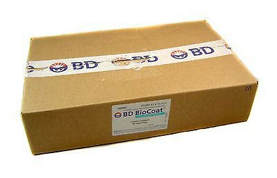 *NEW* BD BioCoat 356689 Gelatin Cellware 96 Well Plate Case