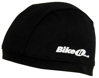 New Coolmax Sweat Beanie To Wear Under Your Crash Helmet Motocross Mx Enduro Atv