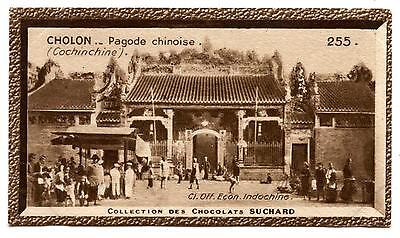 Colonies.cochinchine.cholon.pagode Chinoise.