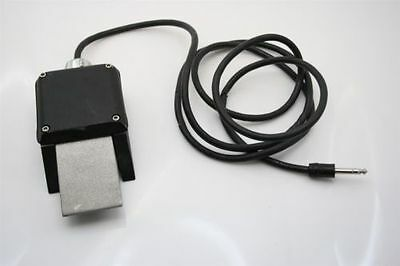 Linemaster 88SN1A Classic III Foot Switch 220Vac 6.35mm 20A Heavy Duty Pedal