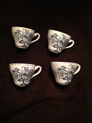 Meakin J & G China - Made In England 4 Pieces Total