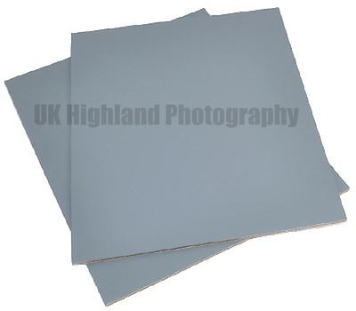 Kaavie A4 Size White Balance Exposure Grey Cards (Pack of 2) for DSLR Cameras