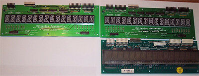 Brand New DIS011 Dual 16 Digit Display for Williams System 11 pinball machines