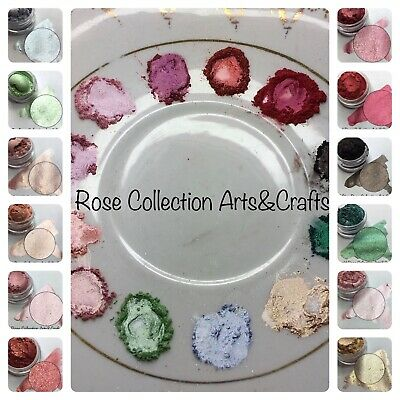 "The Colour Shack®  Pearl Mica Set ""ROSE COLLECTION"" ARTS & CRAFTS ONLY"