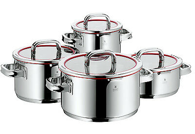 WMF Function 4 Cookware Set 8 Piece, Made in Germany