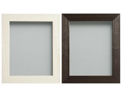 Frame Company Oakley Range Brown or White Picture Photo Poster Frames