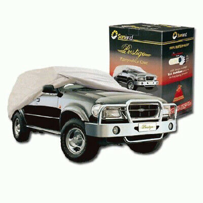 Prestige 4X4 4wd Large Car Cover 100% Waterproof Breathable To 4.88M Uv 4 Layer