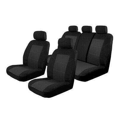 Custom Seat Covers Mazda CX-5 Maxx Wagon 2/2012-On CX5 Deploy Safe