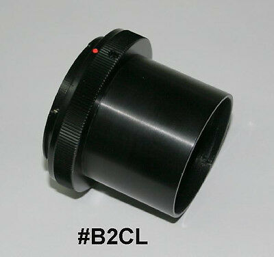 "ScopeStuff #B2CL - True 2"" Barrel to Canon EOS Adapter, Full Aperture"