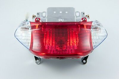 Rear Tail Light Clear Indicators suitable for Lifan Jet 50 LF50QT-2A