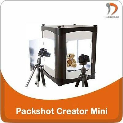 PackshotCreator Mini 2.0 + Plateau Turnable 360°