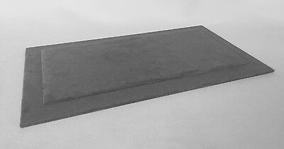 Serving / Counter Mat - Jewellery Display - Ash Grey Suedette *Made in the UK*