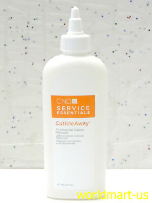 CND CUTICLEAWAY #07050 Cuticle Away 6fl oz Remover