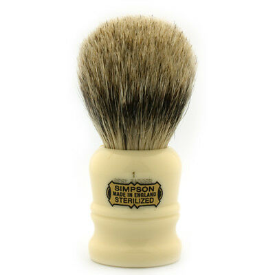 Simpsons Duke D1 Best Badger Shaving Brush