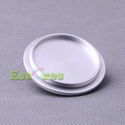 NEW Metal Body Cover Cap for M42 42mm Screw Mount Camera Sliver