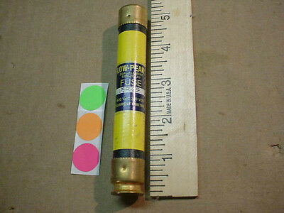 1 USED BUSSMANN  LPS-RK-25SP 25A 600 V  Lo-Peak FUSE HAVE QTY.  FAST SHIP