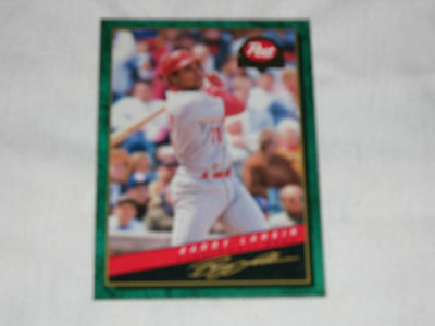 Barry Larkin 1994 POST MLB Reds Collection Series Card #12 Lot of twenty (20)