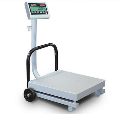 "Torrey FS-500/1000 Bench Shipping Scale,1000X0.2 lb,NTEP Legal For Trade,19""X21"""