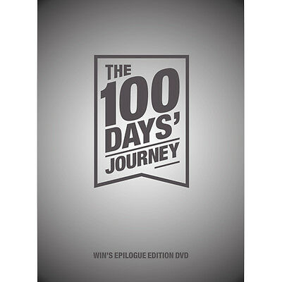 yg eshop/ WIN'S EPILOGUE EDITION DVD [THE 100 DAYS' JOURNEY] KPOP NEW&SEALED