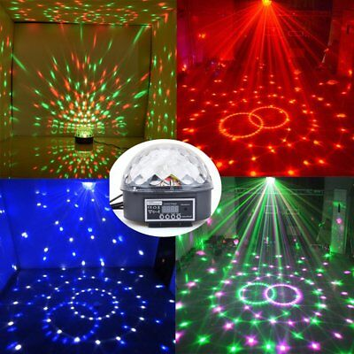 LED Laser LICHT Projector für DJ Disco Bar Stage Party Lighting mini KTV Party